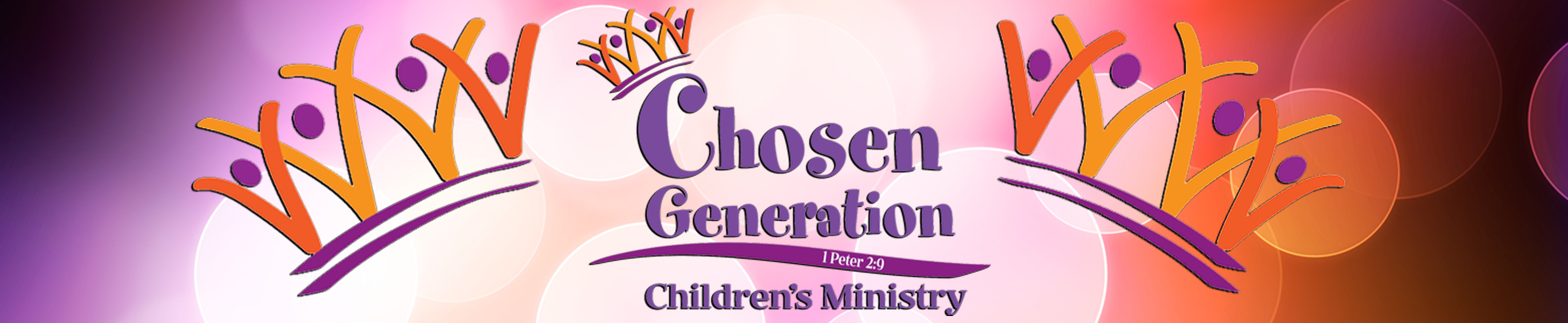children's ministry, chosen generation children's ministry