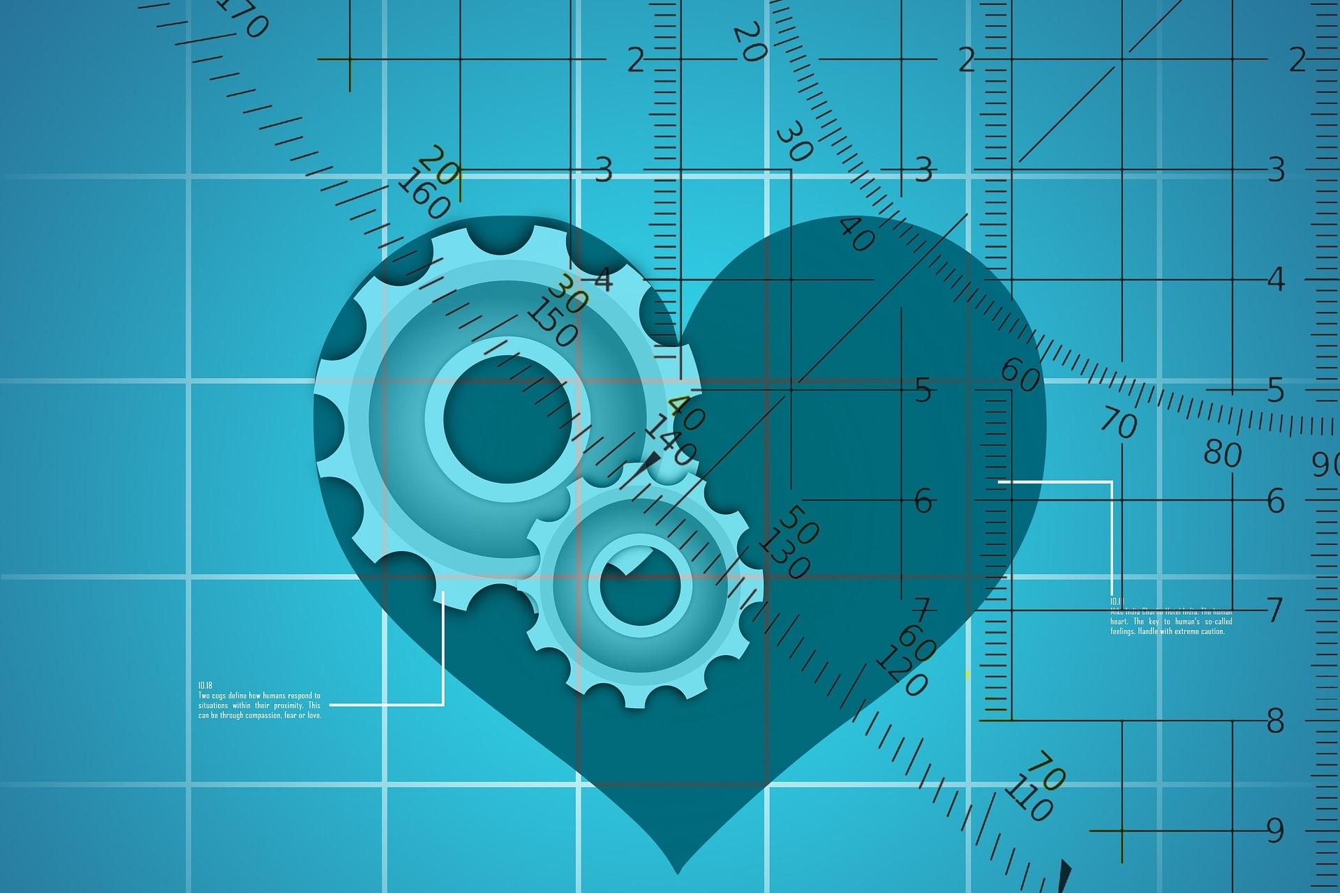 heart blueprint, body blueprint